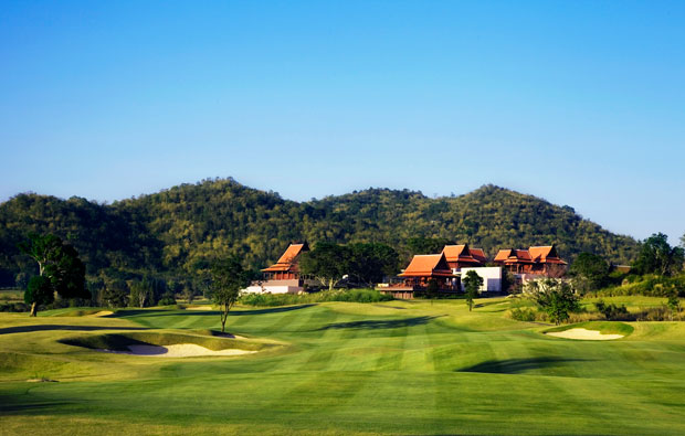 fairway, banyan golf club, hua hin, thailand