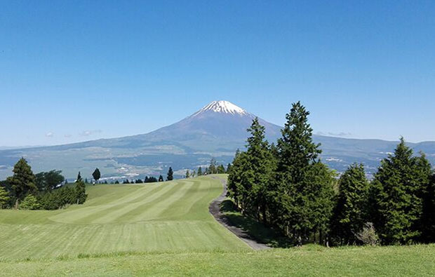 Belleview Nagao Golf Club View of Mt Fuji