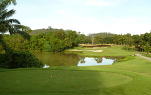 Blue Canyon Country Club Lakes Course
