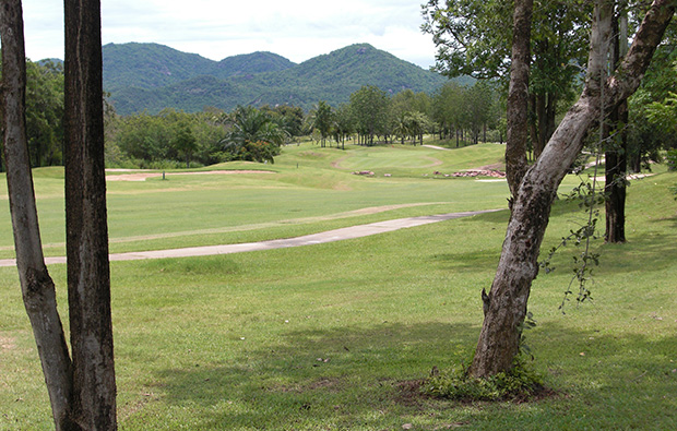 Fairway at Lakeview Resort & Golf Club, Hua HIn