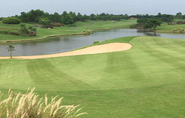 fairways at cascata golf club, bangkok, thailand