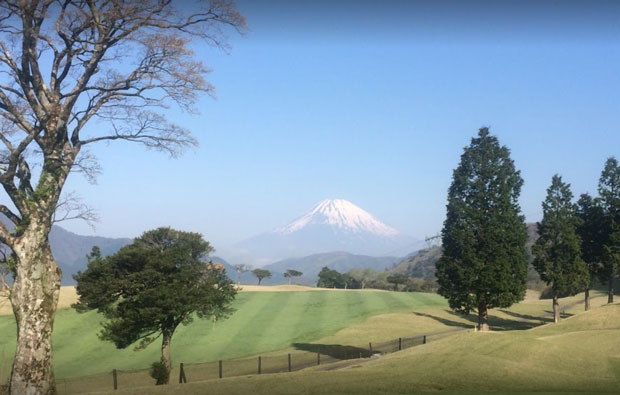 Hakone-en Golf Course Fairway