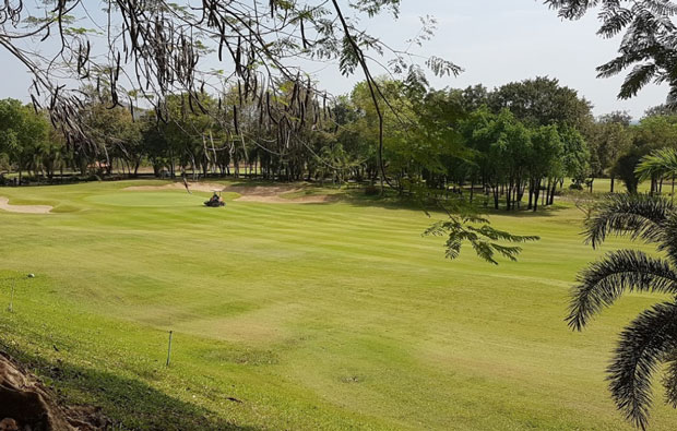 Kaeng Krachan Country Club Fairway