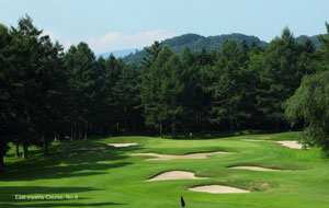 Karuizawa 72 Golf East Course View