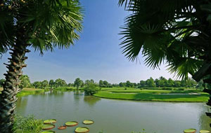 Krung Kavee Golf Course