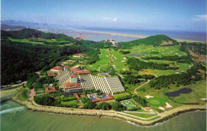 sea view at macau golf and country club, macau china