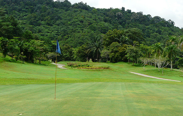green bukit unggul country club