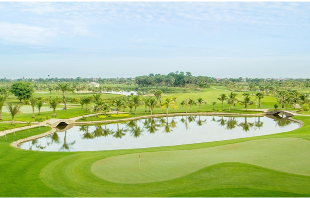 fairways garden city golf club, phnom penh, cambodia