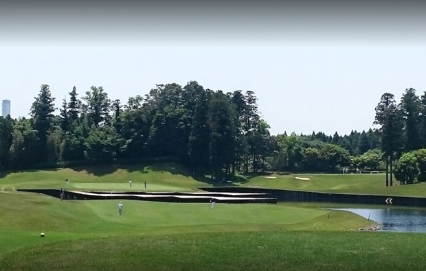 Shibayama Golf Club Tee Box