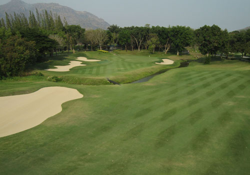 List of Hua Hin Green Fees
