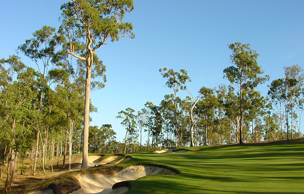 Bunkers Brookwater Golf Club, Brisbane, Queensland
