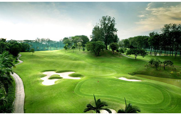 challenging bunkers for novice and seasoned golfers placed at keppel club, singpapore