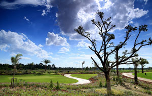Lakeview Golf Club Laos