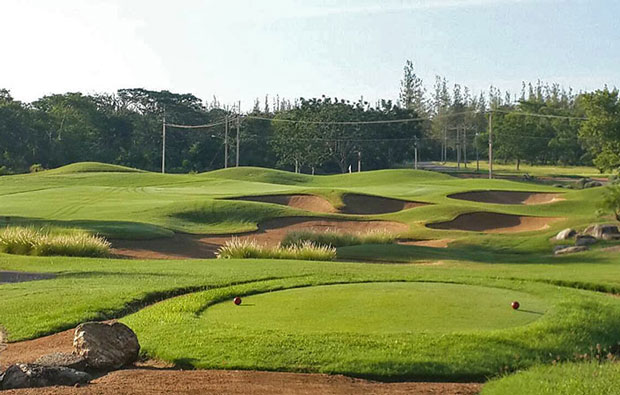 Tee Box, Lakeview Resort & Golf Club, Hua HIn
