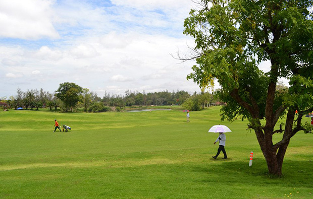 green lao country club, vientiane, laos