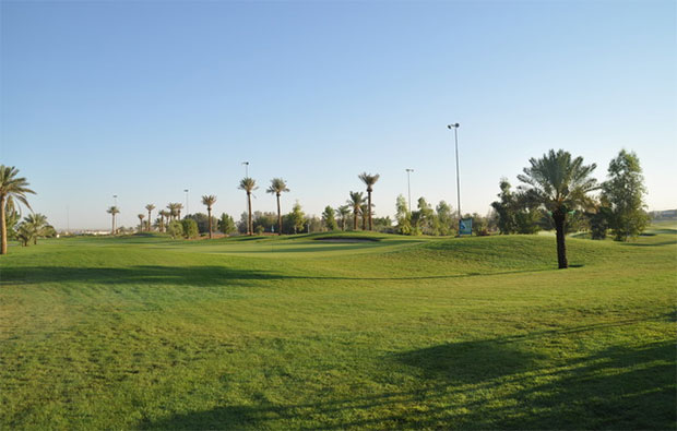 Riyadh Golf Course Fairway