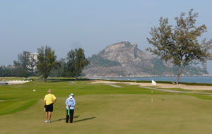 Hua Hin-Pattaya Golf Vacation