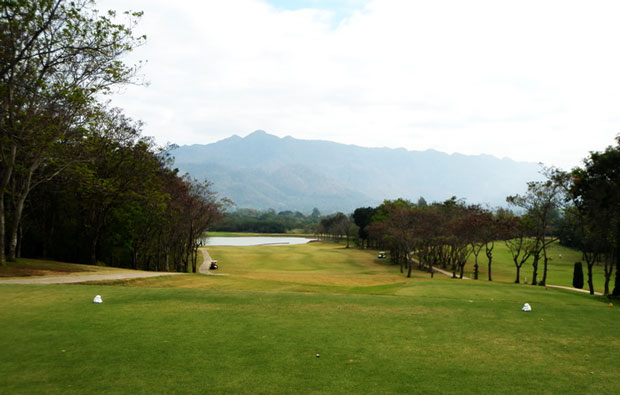 general view sir james resort khao yai