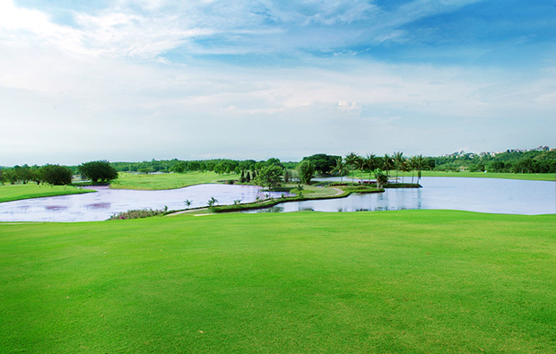 fairway southlinks country club, batam island, indonesia