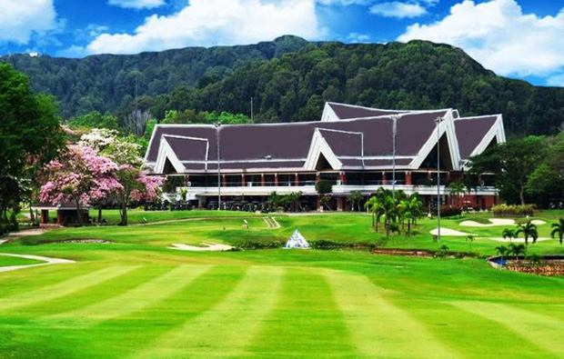 clubhouse southlinks country club, batam island, indonesia