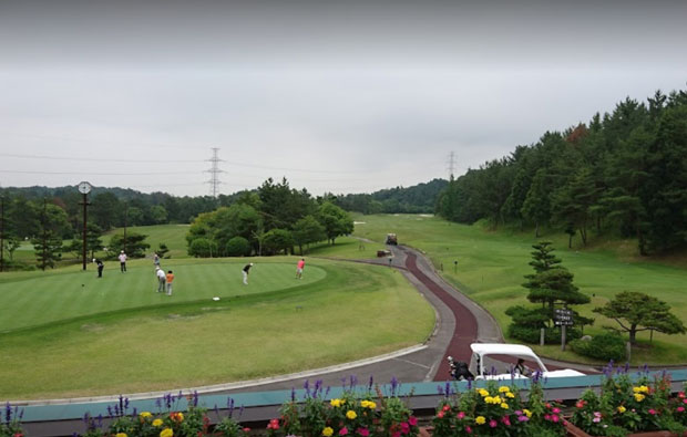 Practice Green Suzuka Country Club